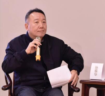 著名当代艺术批评家,中国雕塑家协会副主席 孙振华