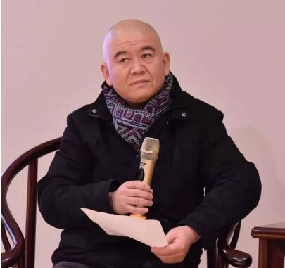 著名当代艺术批评家,湖北美术馆馆长 冀少峰