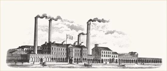 19世纪末英国伯明翰喜敦造币厂