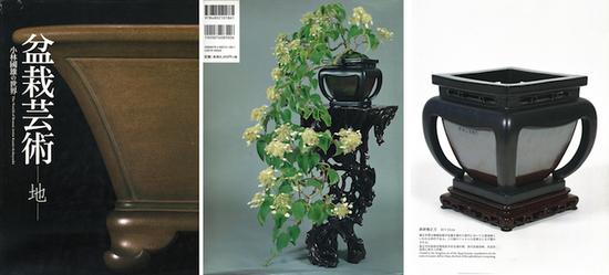 出版物:《小林国雄的世界:盆栽艺术――地》