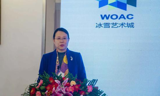 北京冬奥组委文化活动部副部长高天