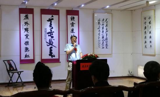 北京君祉林文化传媒有限公司总经理刘春江