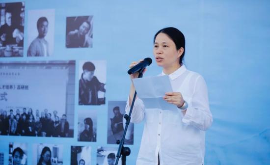 项目主持人陈丽萍院长介绍情况