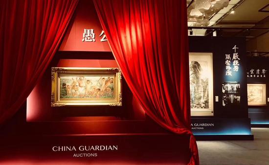 中国嘉德 2018 春季拍卖会即将在北京国际饭店会议中心举行预展