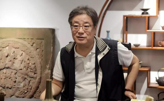深圳广电集团副总编辑 深圳文交所董事长于德江