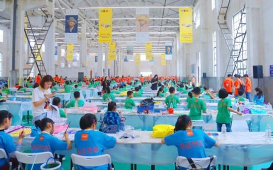 追逐梵高总决赛暨世博国际青少年艺术节