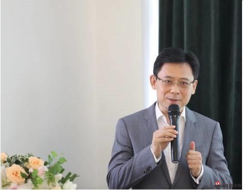 刘朝晨先生发言