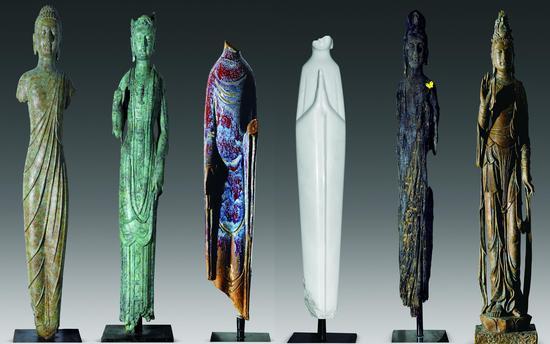 雕塑:永恒与瞬逝