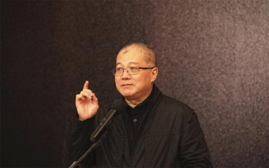 中國美術學院院長許江開幕式致辭