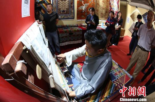 文创西藏—西藏暨拉萨文创精品巡展举办