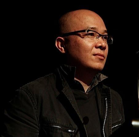 欧宁在2012年墨尔本国际电影节,王久良摄。