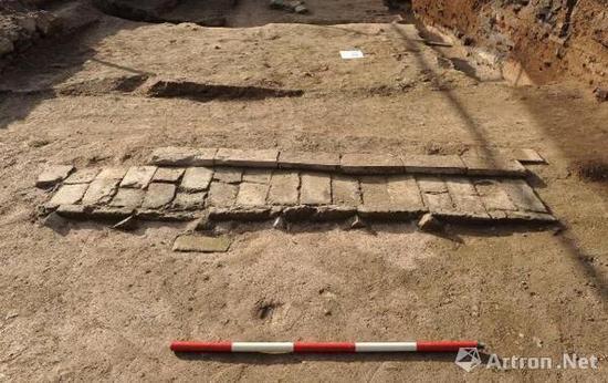 东市遗址考古发掘保存良好文物1500件