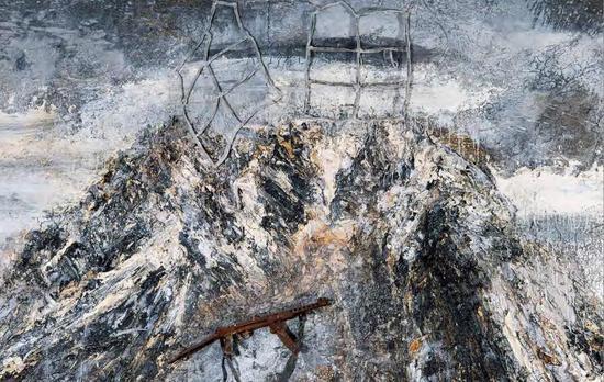 上帝,耶稣,真神 280x380cm,MAP收藏