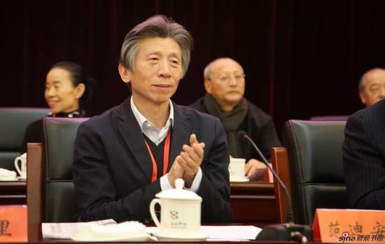 大会选举产生了新一届理事会和以范迪安为主席的主席团等领导机构