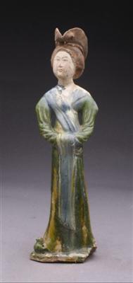 从唐墓里的侍女俑看唐代的审美观1524_b
