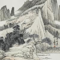 《苗岭风韵》柒万里国画展