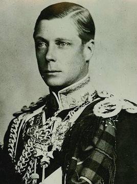 温莎公爵(原英国国王爱德华八世)
