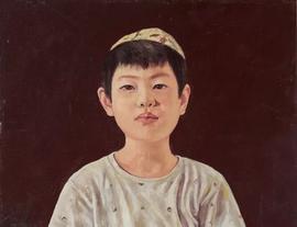 金色的耶路撒冷:林红油画作品展