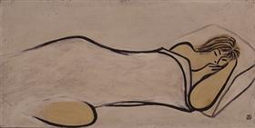 常玉《睡美人》首现:苏富比推现代艺术专场