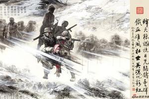 《纪念南京保卫战八十周年书画展》在南京隆重开幕