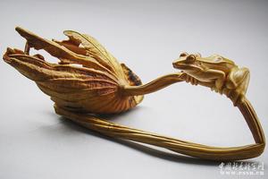 探访重庆工艺美术大师 用黄杨木雕出一个新世界