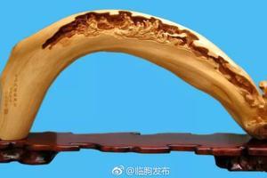 临朐红木雕刻制作技艺——刀尖上的临朐功夫