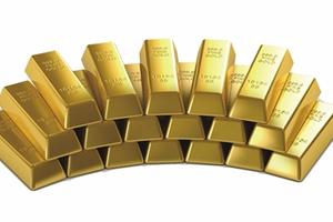 国际金价走势趋于回暖 有人一口气买了8公斤金条