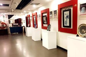 《中韩两国著名教授陶瓷双人展》在京隆重开幕