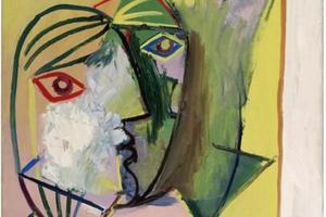 苏富比办展 毕加索与康多同场较量肖像画