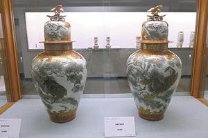 九谷烧:中国瓷器的东瀛变身