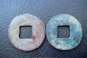 三铢钱出现:中国古代钱币名称的改革