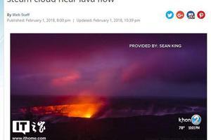 夏威夷摄影师拍摄岩浆流时不幸遇难