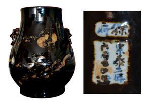 透过气泡等微观痕迹浅析明代景泰款瓷器