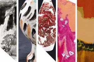 毕加索、叶建新中西文明艺术展:丝路艺术的对话