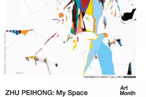 朱佩鸿首次海外个人作品展 Zhu Peihong:My Space