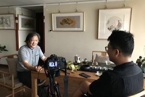 专访|顾平:逍遥山水的倡导者