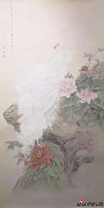 《云裳》136×68cm
