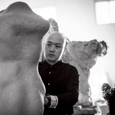 郅敏 艺术家、中国艺术研究院中国雕塑院副院长