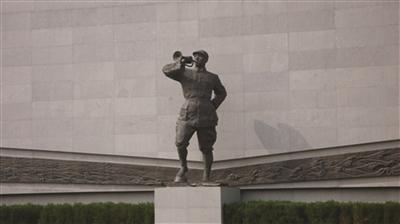 """他""""复活""""了南京大屠杀中 受难同胞呐喊的灵魂"""