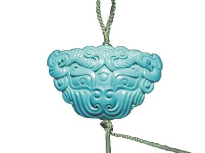 收藏级绿松石高蓝致密 但适合自己的才是最好