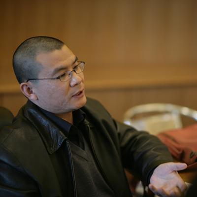 吴鸿 批评家,策展人,艺术国际主编