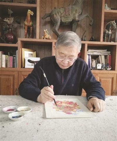 我国首套元宵节邮票是由苏州画家绘制的