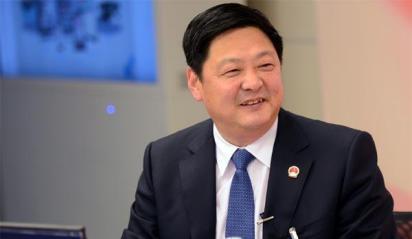 山东日照港集团原党委书记、董事长杜传志