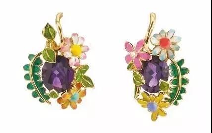 Dior 高级珠宝 Diorette 耳环