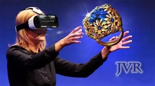 珠宝黑科技:VR珠宝的现实应用