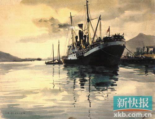 杨之光捐赠作品 广州艺博院藏