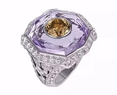 Carier高级珠宝Sortilègede Cartier戒指
