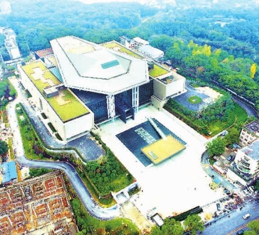 阔别5年 湖南省博物馆新馆回归