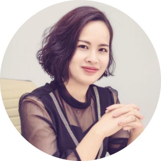 艺术家公盘副总经理,公盘APP总负责人梁丽春女士