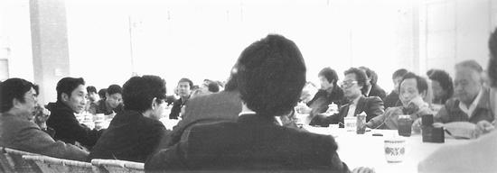 1985年黄山会议会场